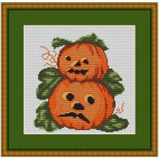 Stickvorlage Halloween 3