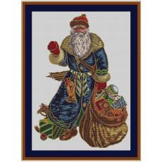 Stickpackung Nikolaus