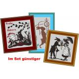 Ostern 5  ( 3 Stickpackungen)