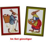 Ostern 3  ( 2 Stickpackungen)