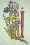 Blumenalphabet I