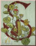 Blumenalphabet S