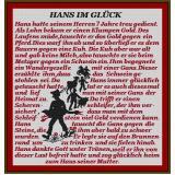 Stickpackung Hans im Glück