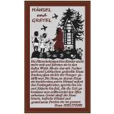 Stickpackung Hänsel und Gretel