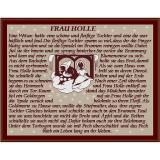 Stickpackung Frau Holle