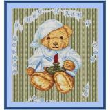 Stickpackung Gute-Nacht-Bär