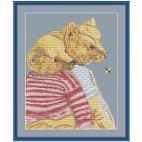 Stickpackung Bärenfreunde